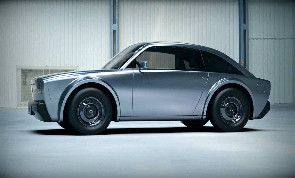 Ace, une voiture électrique au design qui change