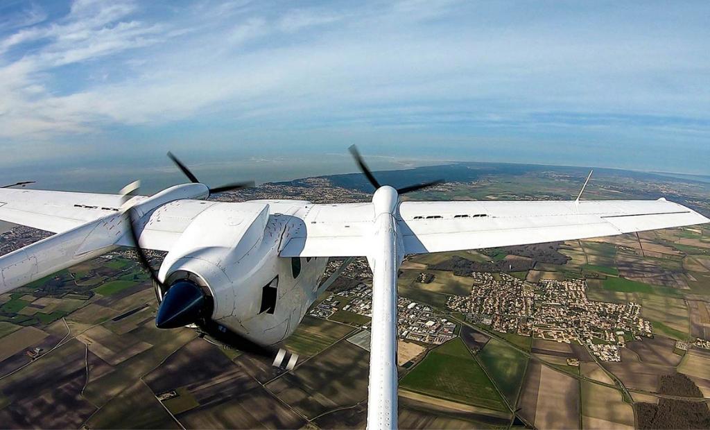 Aviation : VoltAero et son avion électrique hybride opérationnel dès 2023