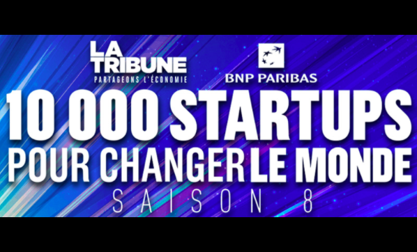 Le concours 10 000 startups pour changer le monde a ses lauréats