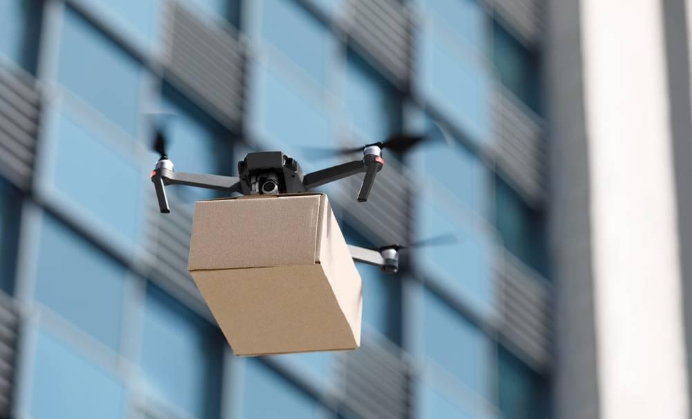 La livraison par drone bientôt en France