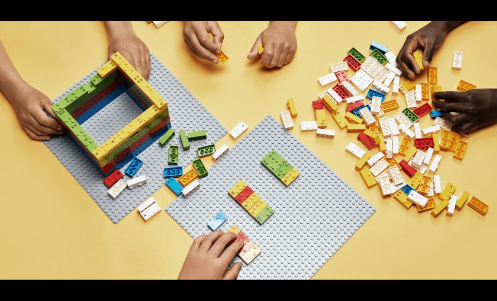 Le géant LEGO intègre le braille à ses jouets de construction