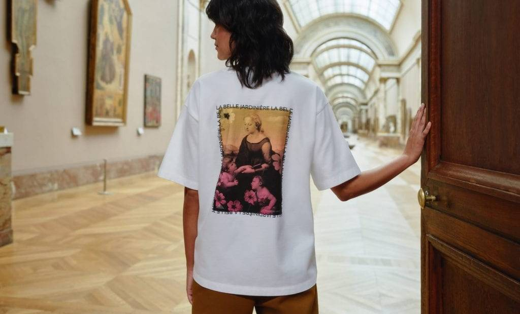 Louvre x Uniqlo : le musée parisien lance sa boutique en ligne