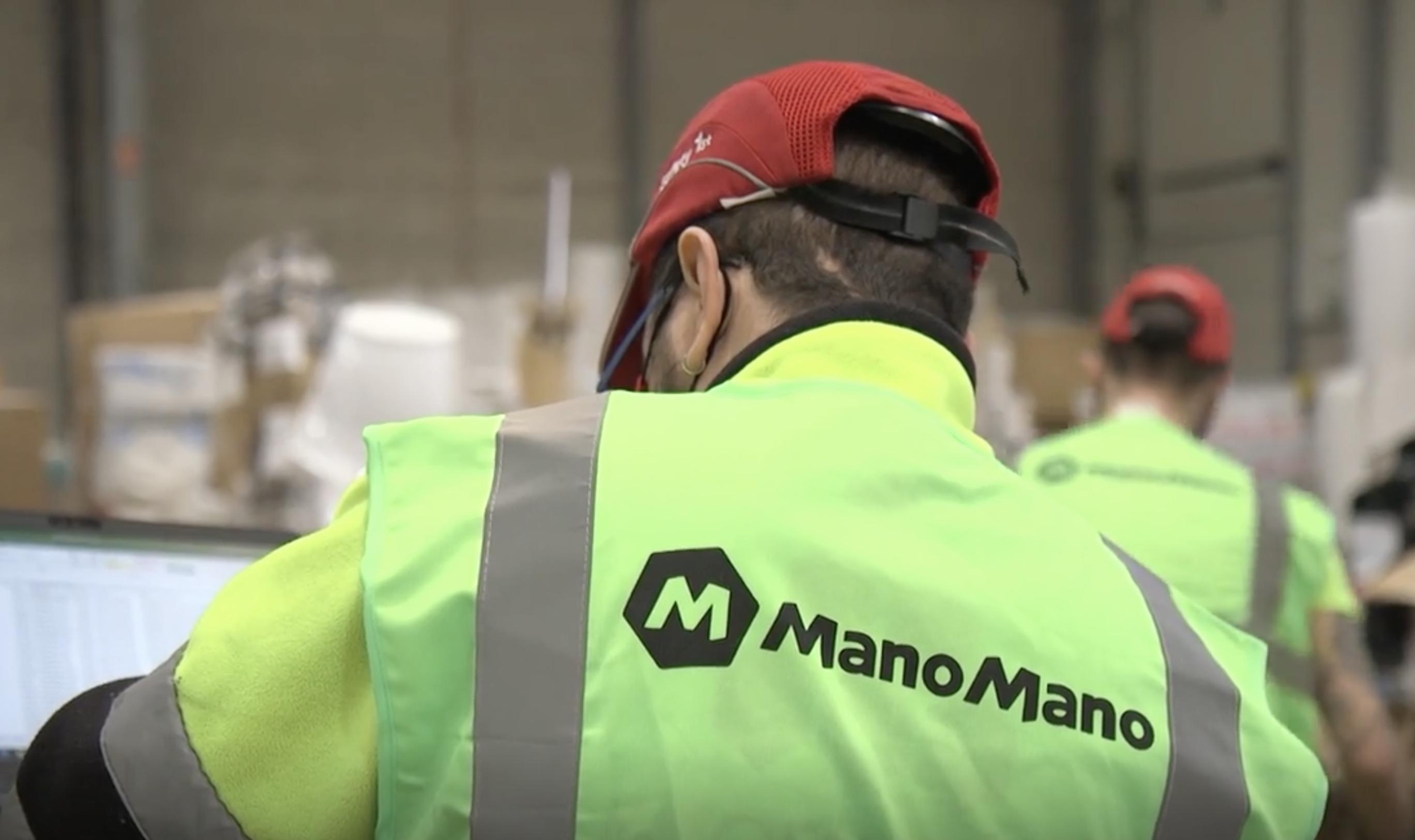 Levée de fonds en France, ManoMano