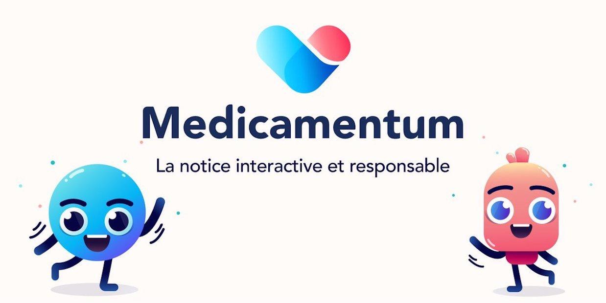 Medicamentum : nouveau design