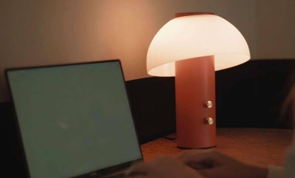 Piccolo, la lampe de Jaune Fabrique : crowdfunding en cours