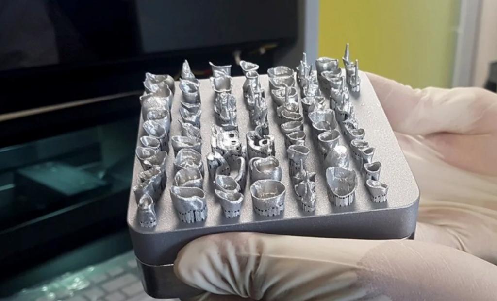Les nouvelles prothèses Prothalia en titane