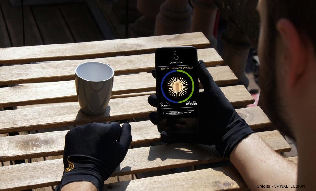 Une start-up alsacienne développe des gants anti-Covid connectés