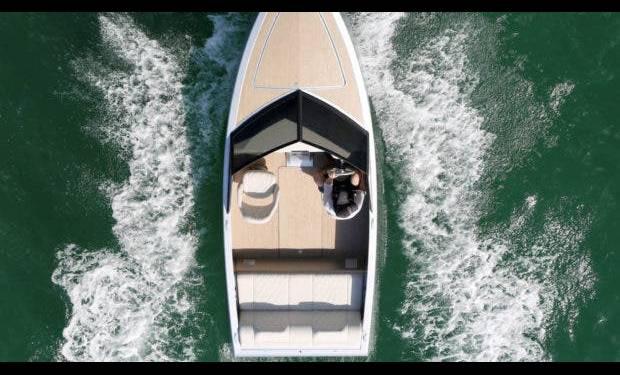 Zin Boats révolutionne les bateaux électriques