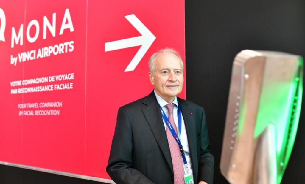 VINCI Airports inaugure Mona le compagnon de voyage
