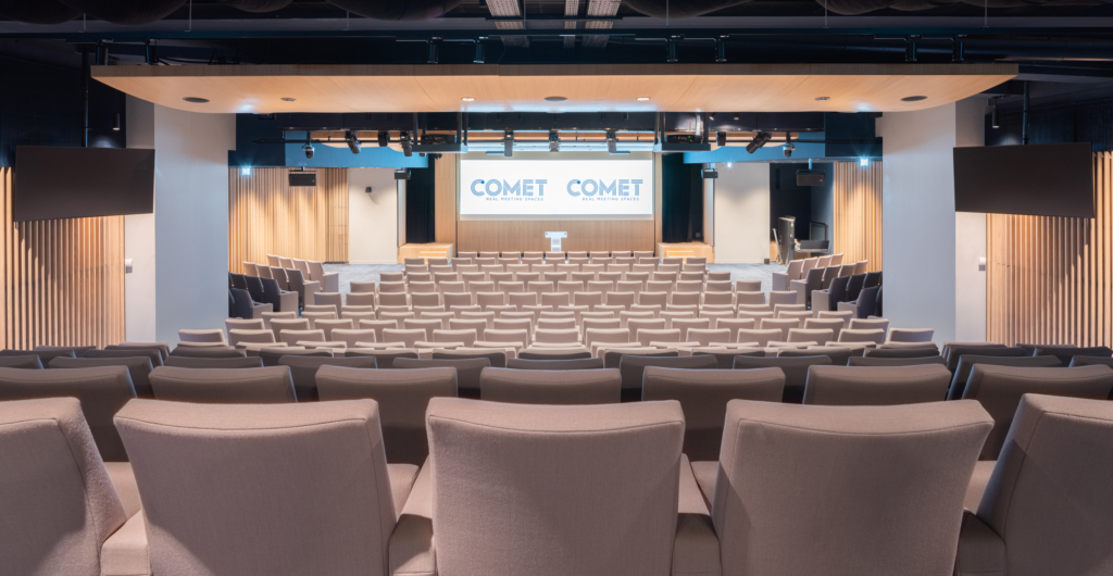 Auditorium, Comet Bourse, La Ville Rêvée