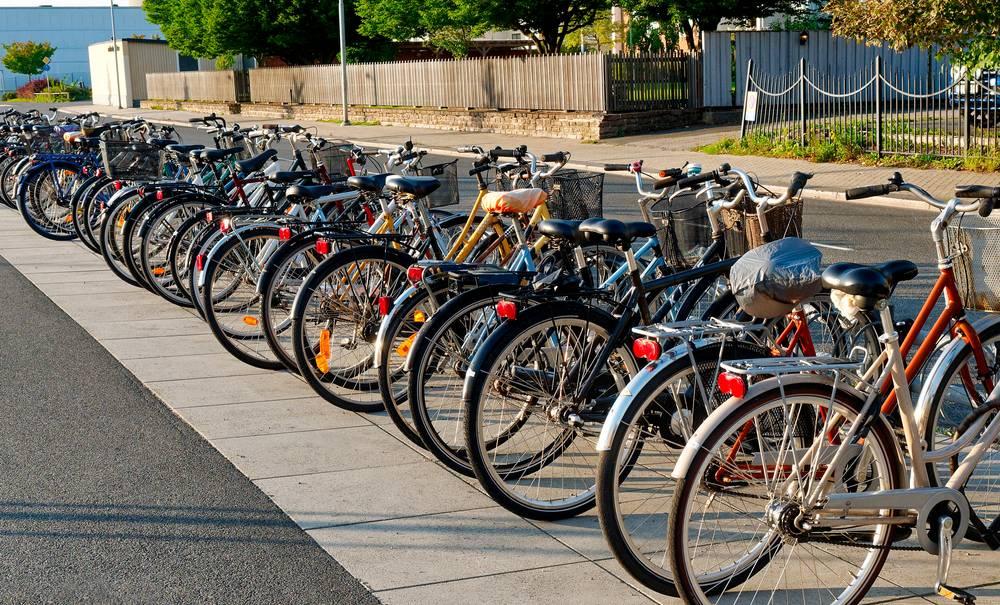 Première levée de fonds pour les cadenas de vélo Sharelock