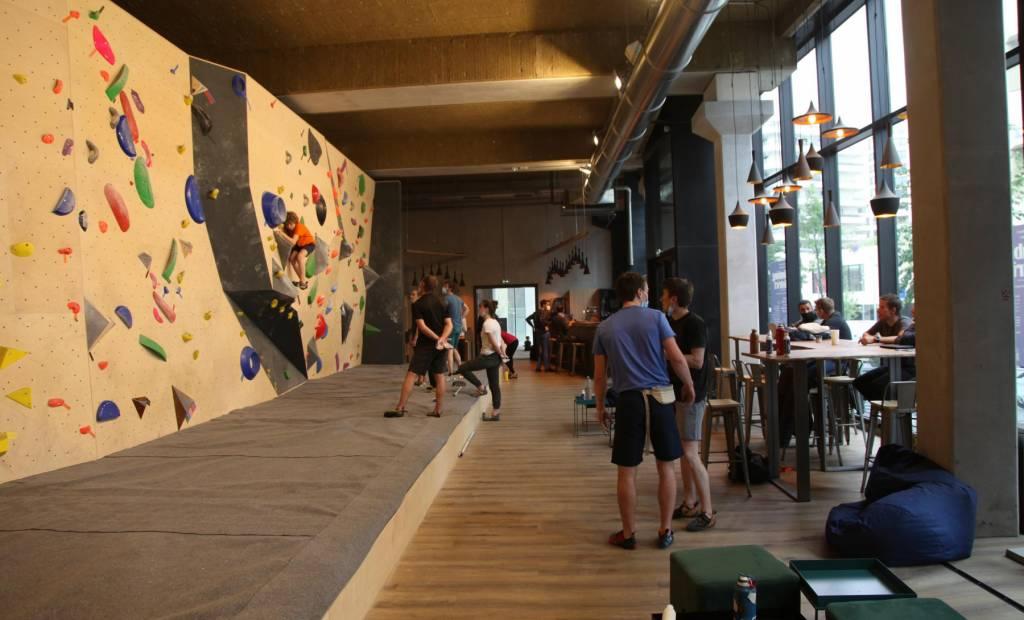 Après l'annonce de sa levée de fonds, Climbing District ouvre de nouvelles salles