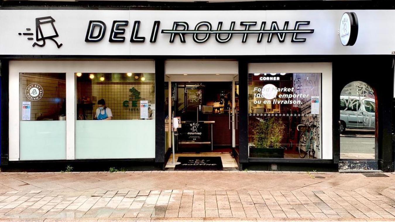 Grand Prix Commerce deliroutine