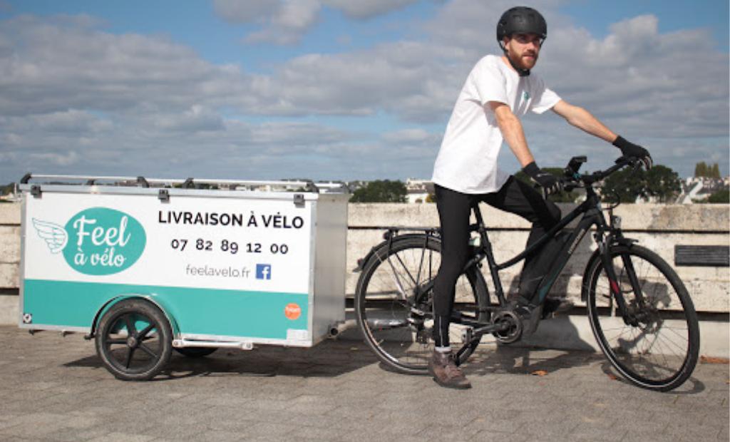 Feel à Vélo : le nouveau lauréat du concours Les Talents du Vélo