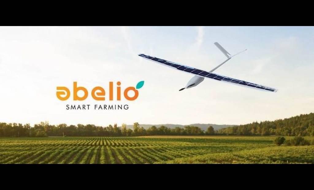 Abelio lève des fonds pour ses drones de surveillance pour l'agriculture
