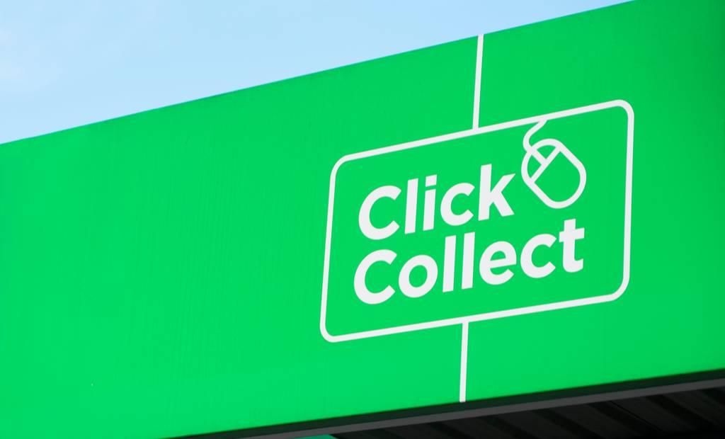 Le « Click and Collect » vient soutenir les commerçants