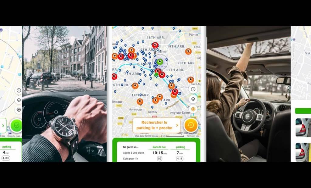 Vers un stationnement en temps réel avec Cocoparks