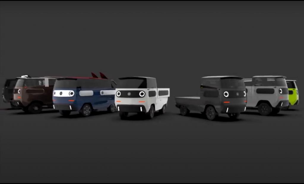 eBussy, un véhicule propre et modulaire