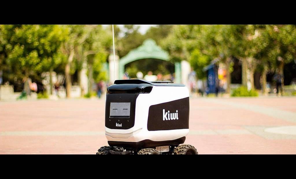 Des robots autonomes de livraison en test en Californie