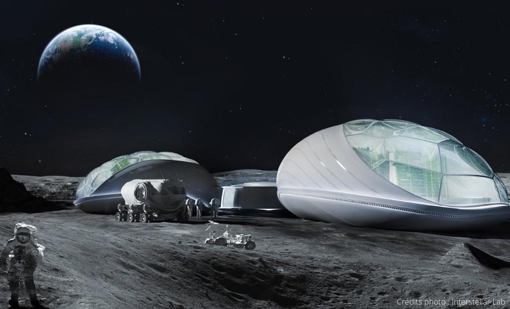 Interstellar Lab s'unit à Soliquid pour ses villages dans l'espace