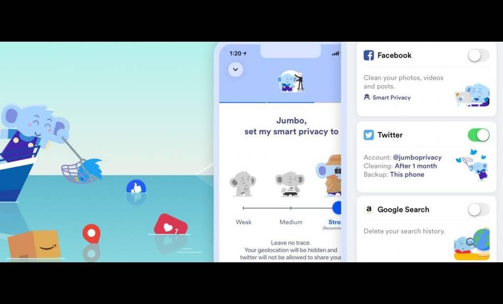 Jumbo, l'appli qui vous aide à sécuriser votre smartphone lève 8 millions d'euros