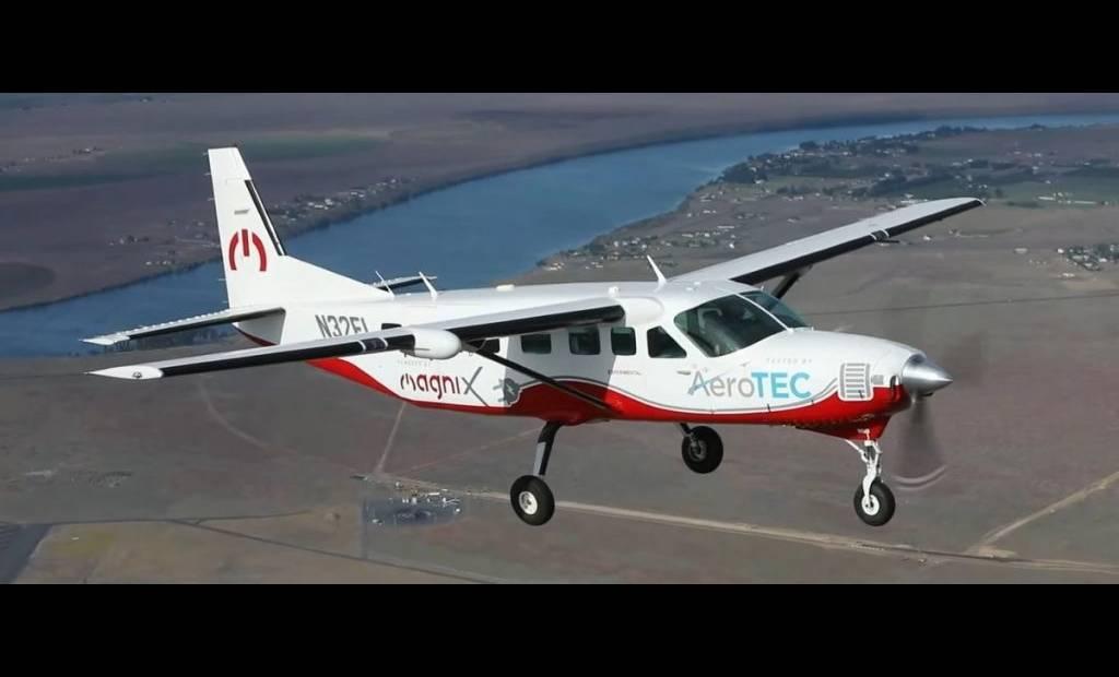 L'industrie de l'aviation électrique fait de nouveau ses preuves