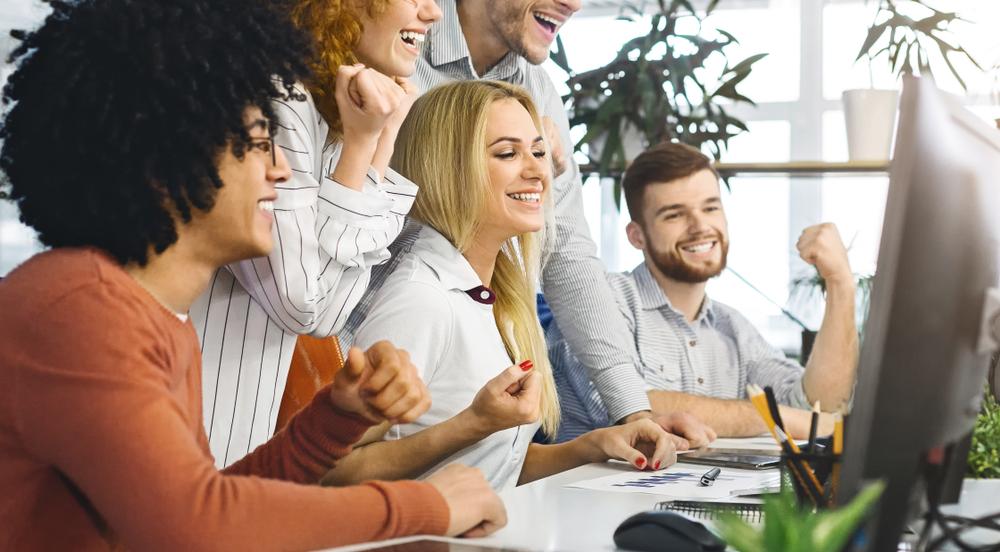Objectifs atteints grâce au management bienveillant