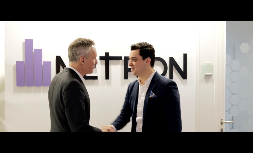 Metron, la start-up française spécialisée dans l'Intelligence Artificielle conclut deux nouveaux contrats en Asie