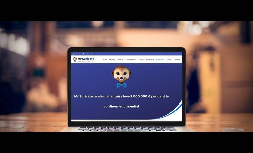 Mr Suricate, une start-up française spécialisée dans la détection des bugs du e-commerce lève 2 millions d'euros