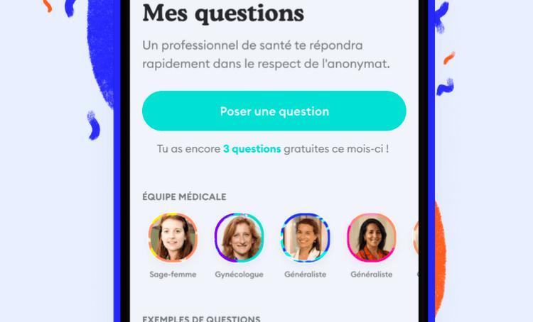 Nabla : la nouvelle application au service de la santé féminine