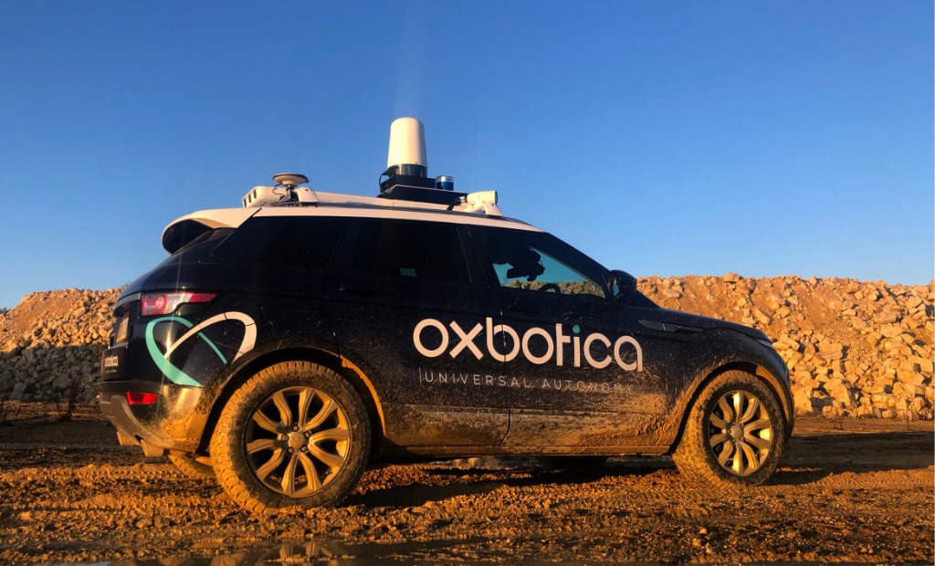 Oxbotica : levée de fonds de 47 millions de dollars