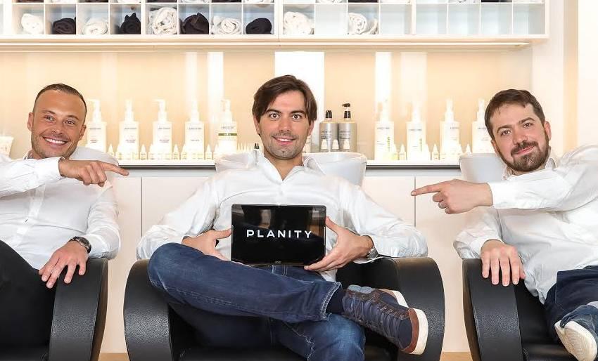 Planity, l'app de réservation beauté lève 10 millions €