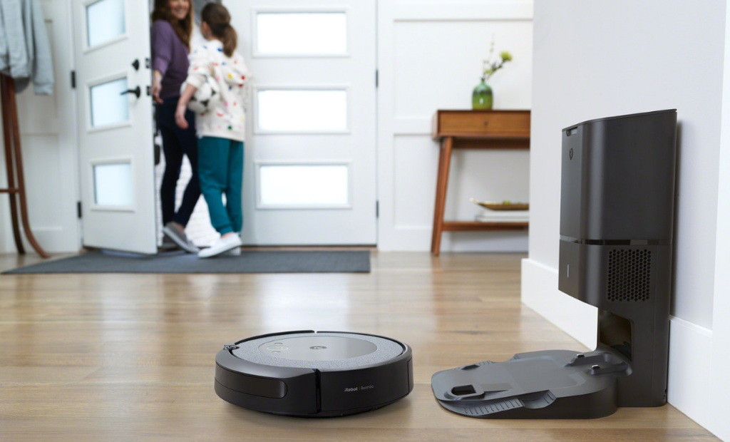 Roomba i3+ : le nouvel aspirateur-robot de iRobot