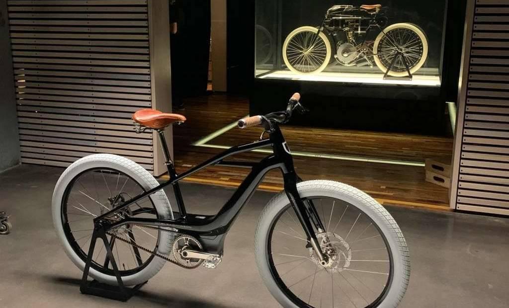 Harley-Davidson présente Serial 1, un nouveau vélo électrique