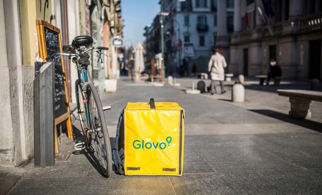 La plateforme de distribution Glovo lève 450 millions d'euros