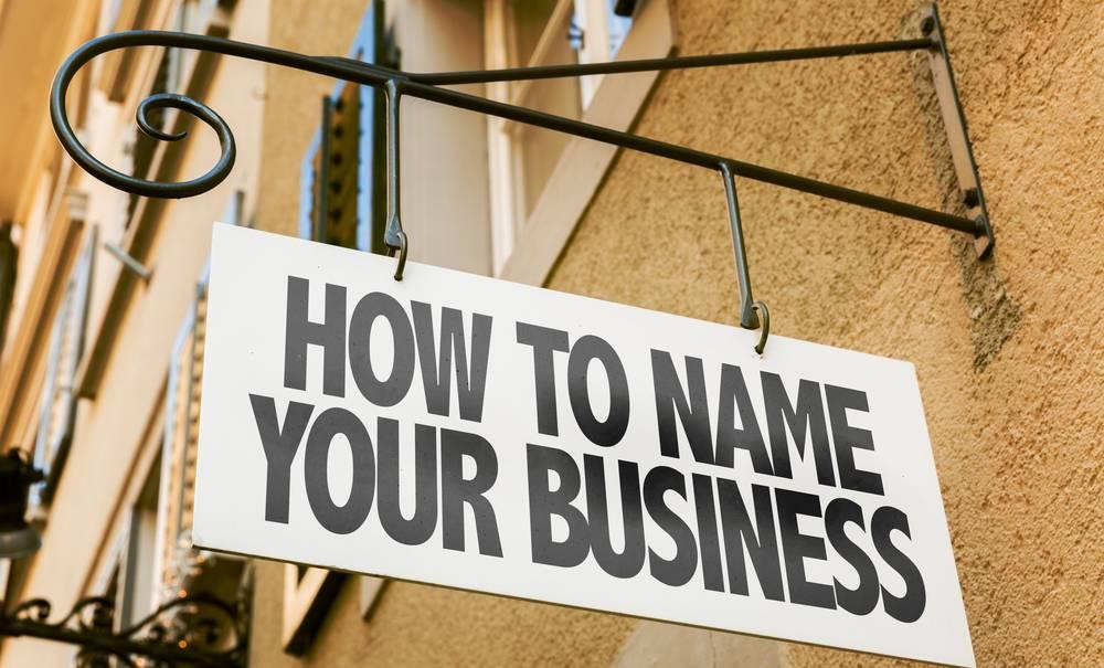 Comment choisir un bon nom d'entreprise ?
