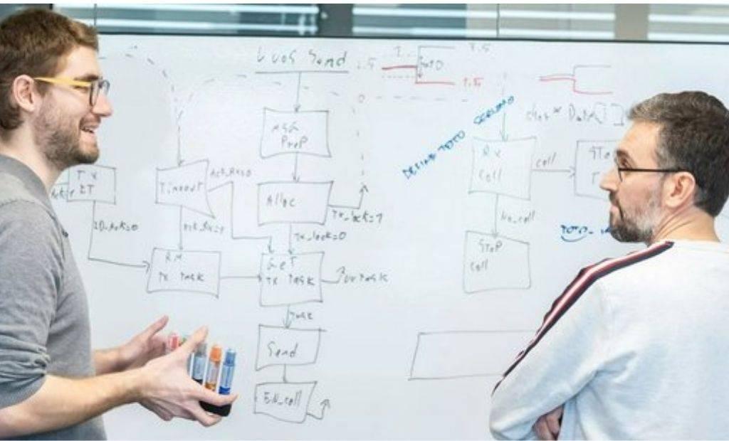 La start-up Luos développe sa technologie open source