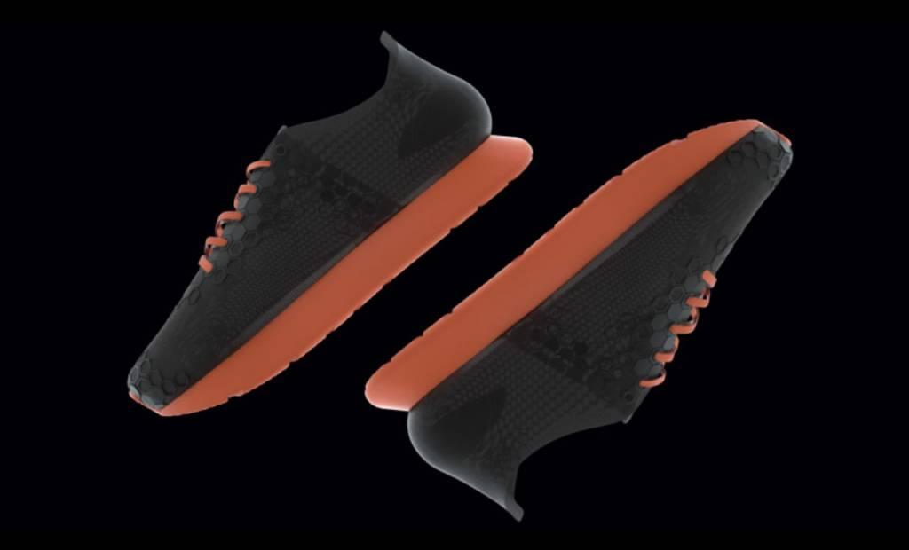 Des chaussures entièrement imprimées 3D et fabriquées en France