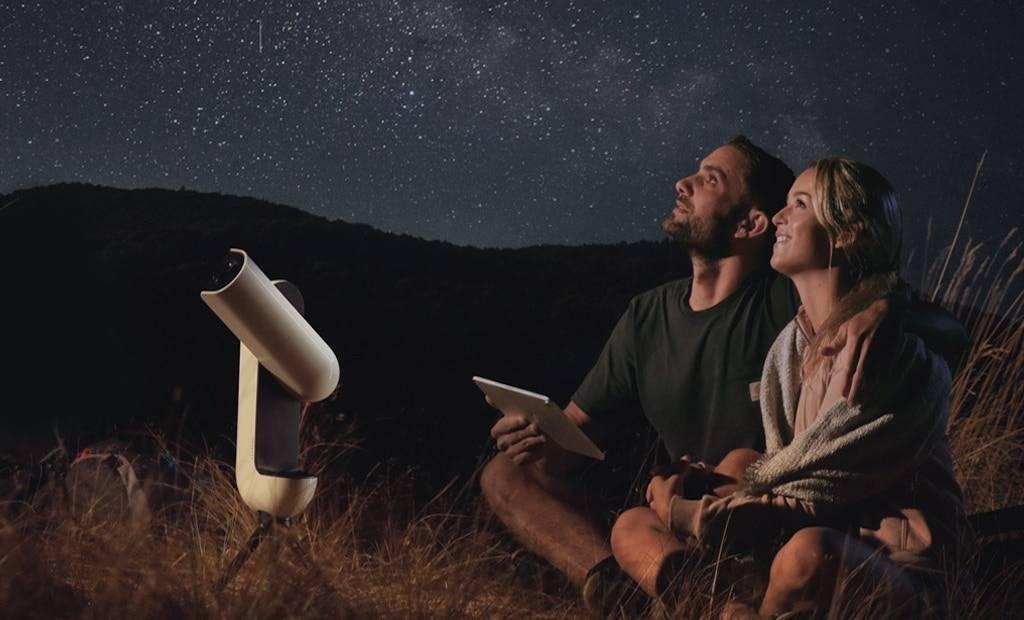 Une start-up française conçoit un télescope de poche
