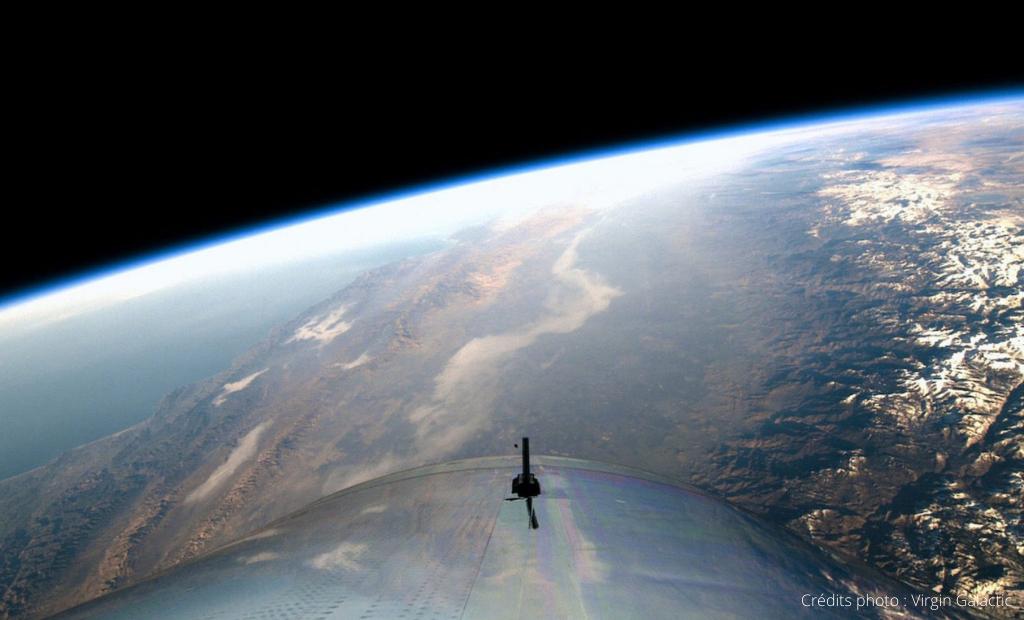 NewSpace : Richard Branson devance Jeff Bezos avec Virgin Galactic