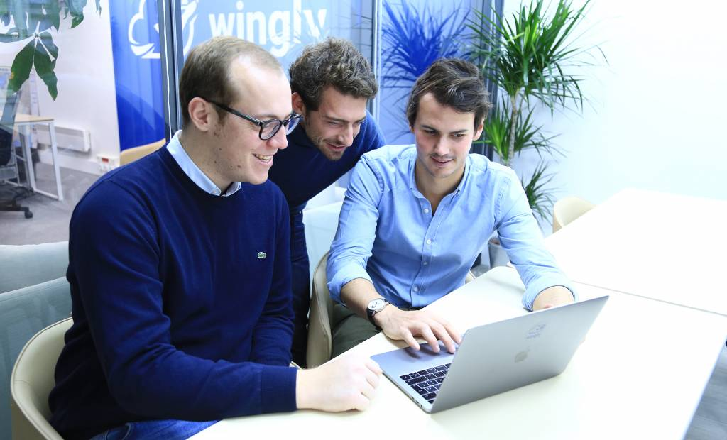 "La start-up du ""co-avionnage"", Wingly,  lève 3 millions d'euros"